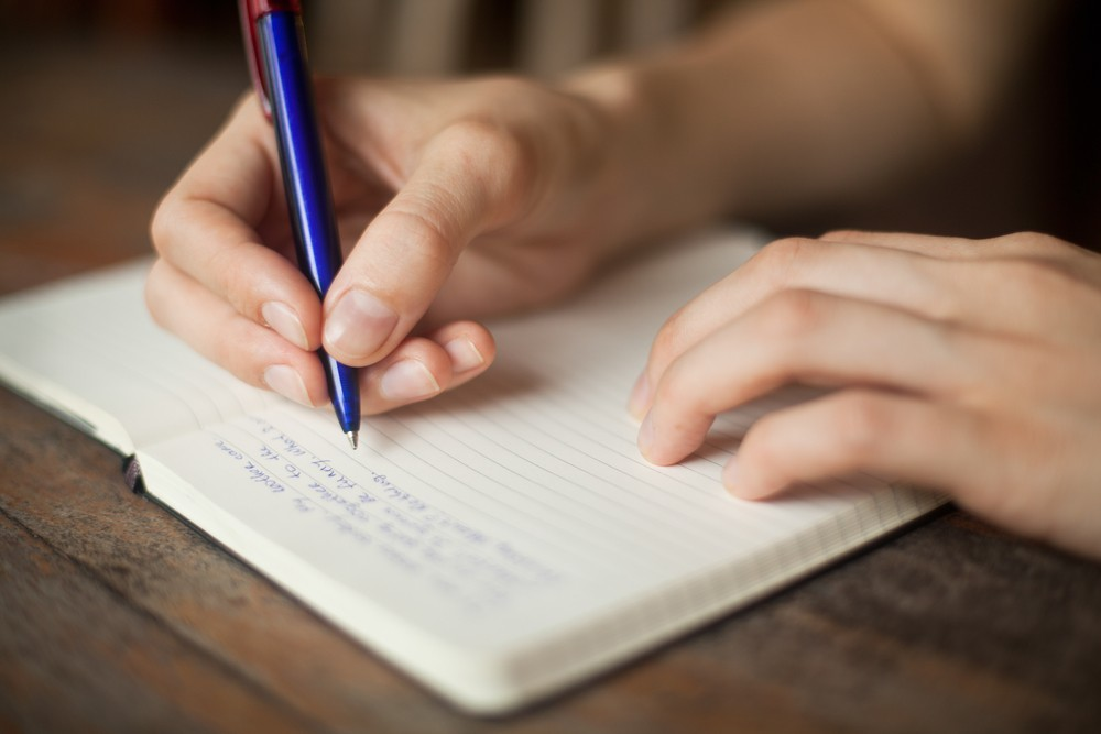 Keeping a Journal Can Help You Track Progress on Your Recovery Goals