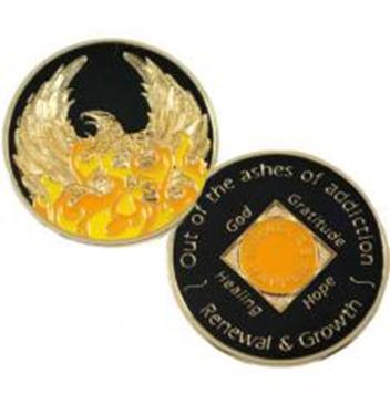 NA Phoenix Medallion