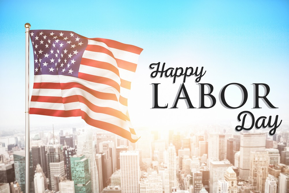 Relax, Rest and Celebrate Labor Day